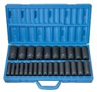 "Grey Pneumatic 1326MD 1/2"" 26 Pc Deep Metric Master Set"