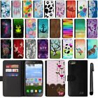 For Huawei Raven LTE H892L H892G Flip Wallet Leather POUCH Case Cover + Pen