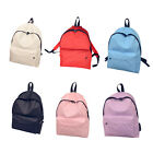 Unisex Cute Travel School Bag Canvas Backpack Shoulder Bag