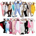 Unisex Adult Pajamas Kigurumi Animal Onesie Cosplay Costume Onesie Sleepwear
