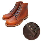 "Chippewa 1901 Men's 6"" Service Boots Vibram Made In USA"