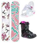 K2 GIRLS SNOWBOARD PACKAGE BOOT 040 EUR 35
