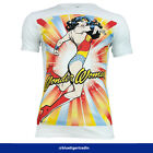 Wonder Woman Wonderwoman Inspired Retro Men's Fitted or Classic T-shirt
