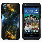 For HTC Desire 626 & 626s| Hybrid Hard Bumper Stand Case Space
