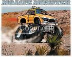 TOYOTA PICKUP OFF ROAD MOJAVE MONSTER 4X4 T-SHIRT #4210 automotive art