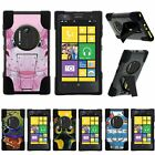 For Nokia Lumia Elvis| Nokia EOS| Hybrid Hard Bumper Stand Case Cartoons