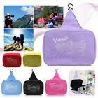 Large Capacity Travel Toiletry Wash Cosmetic Bag Makeup Storage Case Hanging Box
