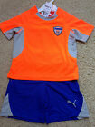 NEW TODDLER BOYS 2 -3T PUMA SHORTS & TOP SET OUTFIT $42 MSRP Free US Ship
