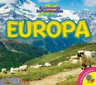 Europa (Europe) by Alexis Roumanis (Spanish) Hardcover Book Free Shipping!