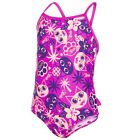 Speedo Essential Frill Kids Swimming Pool Infant Girls Swimsuit