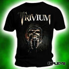 Official T Shirt TRIVIUM Black American Tour SUMMER EVIL 2012