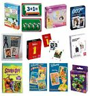 Disney PLAYING CARDS & HAPPY FAMILIES Games Birthday Xmas Gift