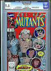 Marvel Comics New Mutants #87 CGC 9.6 NM+ 1990 1st Cable K18