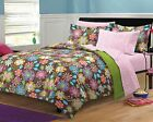 NEW Boho Garden Teen Girls Bedding Comforter Sheet Set