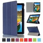 Ultra Slim Smart Folio Book Leather Case Cover Skin Stand for ASUS Zenpad Tablet