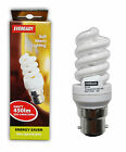 Eveready Micro Spiral Energy Saving Bayonet Cap BC B22 9w Light Bulb Lamp 40w