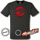 NEW THUNDERCATS LOGO T SHIRT & KEYRING GIFT SET TOP S M L XL MENS & LADIES