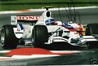 "Forumla 1 Test Driver Anothony Davidson Hand Signed Photo 12x8"" F1 AB"