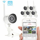 Funlux 1280*720P IP Network Wireless IR Outdoor Home Security Camera System