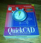 Quickcad Version 4.12 CD-ROM for Windows NT 4.0 & 95