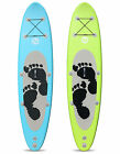 Two Bare Feet ENTRADIA 10ft10in Inflatable SUP Paddleboard Entry Board