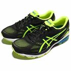 Asics GT-1000 5 V Black Yellow Mens Running Shoes Sneakers Trainers T6A3N-9007
