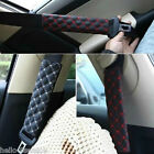 2 Car Safety Seat Belt Shoulder Pads Cover Cushion  New Hot Sale