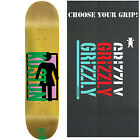 GIRL Skateboard Pro Deck SPIKE IT KOSTON 8.25 (assorted) with GRIZZLY GRIPTAPE
