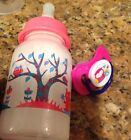 BABY ALIVE ONE BOTTLE AND ONE PACIFIER FOR BABY ALIVE DOLLS SHOWN 4 OZ SIZE