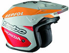 Hebo Zone 5 Team 2 Repsol Montesa Offroad Trials Replica Helmet