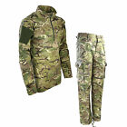 Kids BTP/MultiCam UBACS Under Armour Shirt With Trousers - Childrens Army Sets
