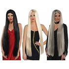 36 inch Long Wig Costume Accessory Adult Halloween