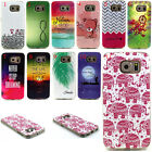 Fashion Pattern Silicone Soft TPU Back Gel Rubber Case Cover For Smartphone