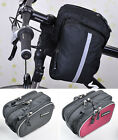 New Cycling Bike Bags Extendible Type Bicycle Frame Front Tube Bag Big Capacity