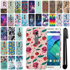 For Motorola Moto X Style XT1575 Pure Edition HARD Back Case Phone Cover + Pen