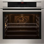 AEG BP730410KM Built in Multifunction Pyrolytic Self Clean Electric Single Oven