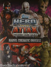 Topps 2016 HERO ATTAX Marvel Cinematic Universe: Base card (#169-208)
