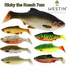 Westin Ricky The Roach Soft Lure 70mm alle Farben 5 Stück pro Packung