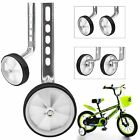"Kids Bicycle Stabilisers 12-20"" Universal Training Cycling Wheels Easy Fit Bike"