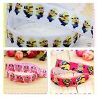 FOE FOLD OVER ELASTIC - MINIONS - PRINTS BY THE METRE