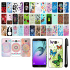 "For Samsung Galaxy A7 A710 5.5"" 2nd Gen 2016 HARD Back Case Phone Cover + PEN"