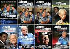 In The Heat Of The Night: Complete Best Of Seasons 1 - 8 Box / DVD Set(s) NEW!