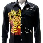 Rock Band Long Sleeve Shirt Lamb of God Hardcore Punk Music Tee Many Size LANC