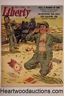 Liberty Jul 7, 1945 Vic Donahu cover, George Armin Shaftel