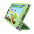 Faux Leather Case Folding Stand Cover for HP Slate 7 HD 3400US