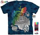 TOITLE COLORWEAR ADULT T-SHIRT THE MOUNTAIN
