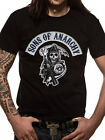 Official Sons Of Anarchy (Main Logo Banner) T-shirt - All sizes