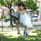 Pooky Tire Swing Elephant Theme outdoor Garden Kids Rider Play Ground Toy