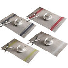New Quick-drying PVC Placemats Insulation Mats Coasters Kitchen/Dining