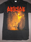 DEICIDE In The Minds of Evil Tour T-Shirt **NEW music band concert tour